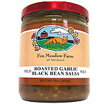 Roasted Garlic Bean Salsa MILD