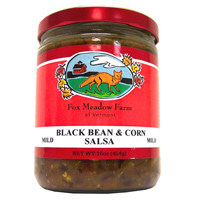 Black Bean and Corn Salsa MILD